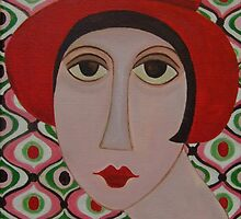 The Red Hat by Anni Morris