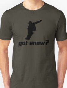 Got snow? 2 T-Shirt