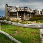 Craigs Hut  by Joe Mortelliti