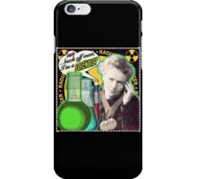Popular Science: M. Curie (English) iPhone Case/Skin