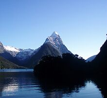Mitre Peak by Paul Finnegan