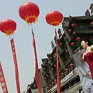 Chine 中国 - Xian 西安 by Thierry Beauvir