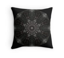 Eulogy (Who Am I?) (an image, a poem, a song) Throw Pillow
