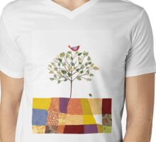 4 Season Series - Spring Mens V-Neck T-Shirt