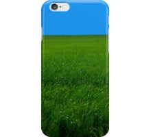 Think Green iPhone Case/Skin