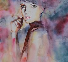 Ksenia by Waterandcolors