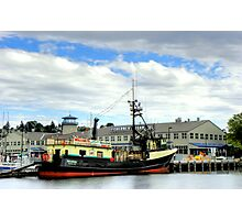 Sea Star ~ HDR/Deadliest Catch ~ Seattle, Washington ~ Photographic Print