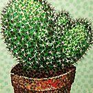 Cactus by Alan Hogan