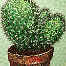 Cactus by Alan Hogan