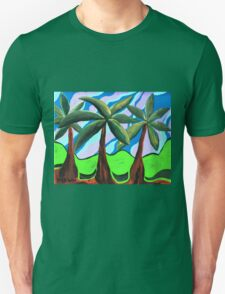 3 Palms Unisex T-Shirt