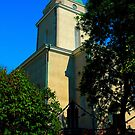 """Temples - """"Cathedral of Alexander Nevsky Suomenlinna Church (FI)"""" by Denis Molodkin"""