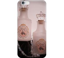 Perfume Bottles Pink iPhone Case/Skin