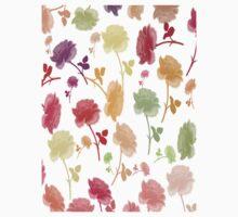 Rose Garden Tshirt by simpsonvisuals
