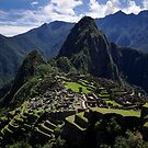 A New 7th Wonder - Machu Picchu - Peru by Matt  Streatfeild