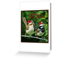Merry Christmas -- From Australia Greeting Card