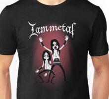 I am Metal Unisex T-Shirt