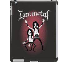 I am Metal iPad Case/Skin