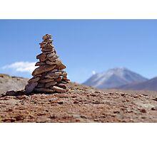 Altiplano Dreaming - Bolivia Photographic Print