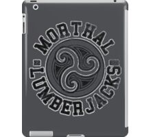 Skyrim - Football Jersey - Morthal Lumberjacks iPad Case/Skin