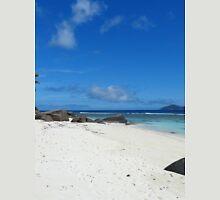 an incredible Seychelles landscape Unisex T-Shirt