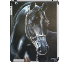 Black Knight iPad Case/Skin