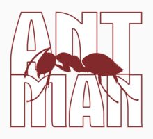 ANT MAN Kids Tee