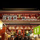 Asakusa Night Markets - Japan by Matt  Streatfeild