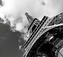 Eiffel Tower by Sébastien FERRAND