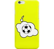 Soccer Ball by Bubble-Tees.com iPhone Case/Skin