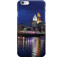 Storm Over Cincinnati iPhone Case/Skin
