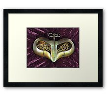 The Heart of the Empire Framed Print