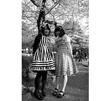 Goths of Gion Photographic Print