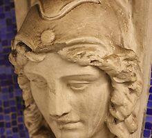 Fragment of Athena? by ElyseFradkin