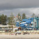 Beach House Fun park by judygal