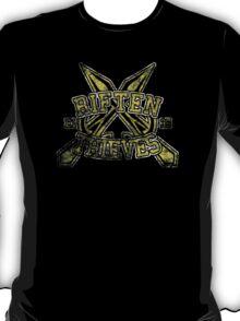 Skyrim - Football Jersey - Riften Thieves T-Shirt