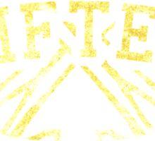 Skyrim - Football Jersey - Riften Thieves Sticker