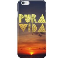 PURA VIDA 6 iPhone Case/Skin