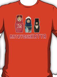 MatryoshKATYA T-Shirt