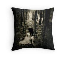 Unsheltered Throw Pillow