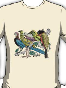 Bird Vine T-Shirt