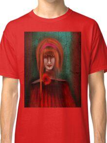 A Redhead Portrait Classic T-Shirt