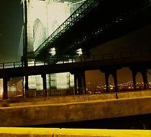 Brooklyn Bridge - New York City by peterrobinsonjr