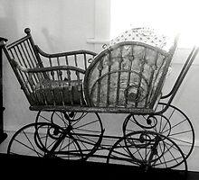 Amish baby Pram by Shuterbug