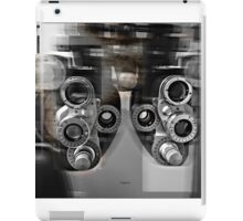 The Spectacle Maker  iPad Case/Skin