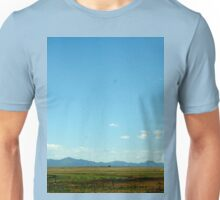 an amazing Mexico landscape Unisex T-Shirt