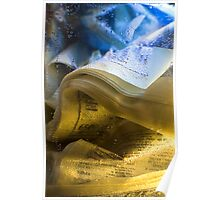 Yellow Pages - Into the Depths Poster