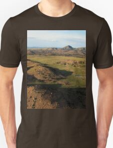 a desolate Mexico