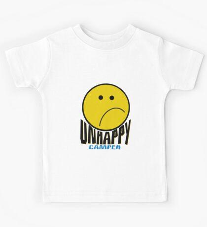 Unhappy Camper Kids Tee