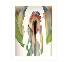 Giant Vagina Art Print