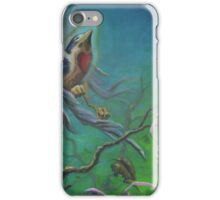 Letting Go iPhone Case/Skin